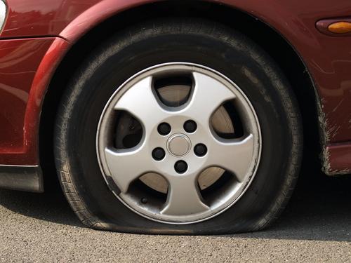 0000 flat-tire