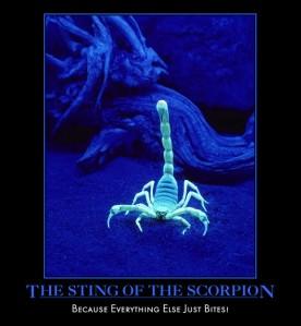 TheStingOfTheScorpion