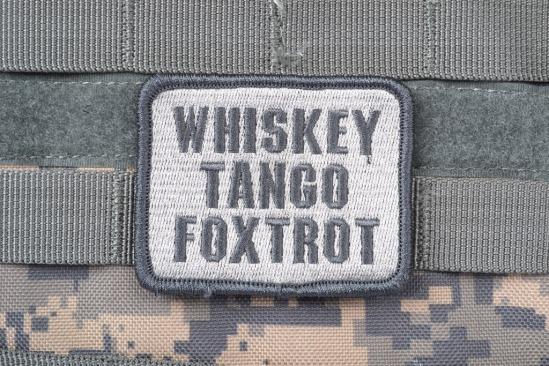 wiskeytangofoxtrot