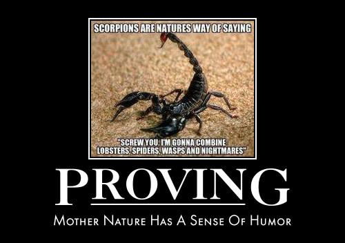 scorpionsensehumor
