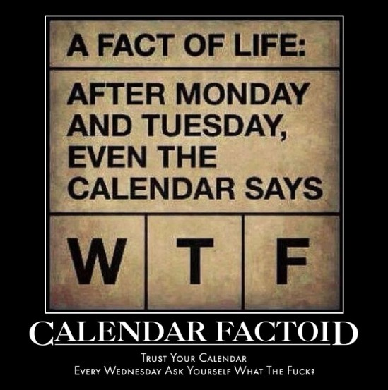 Calendar Factoid
