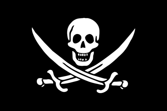 Flag of Calico Jack Rackham
