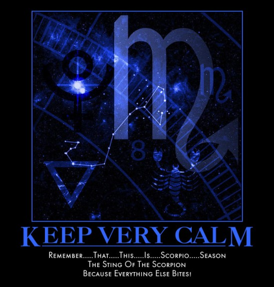 KeepCalmScorpio