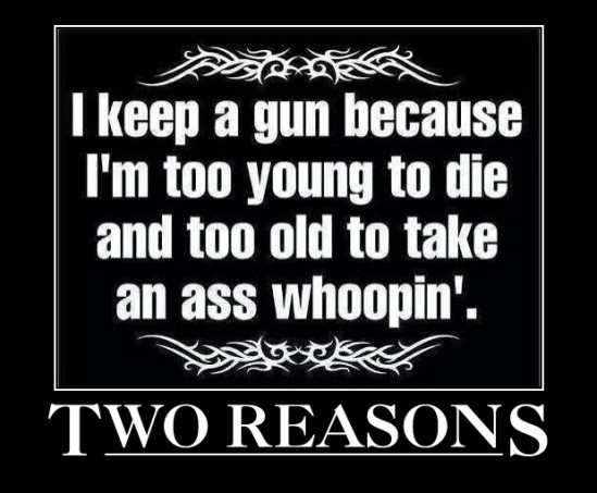 tWO rEASONS