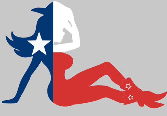 Texas_Mudflap_Cowgirl_sticker