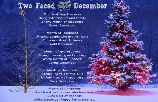 Two faced December
